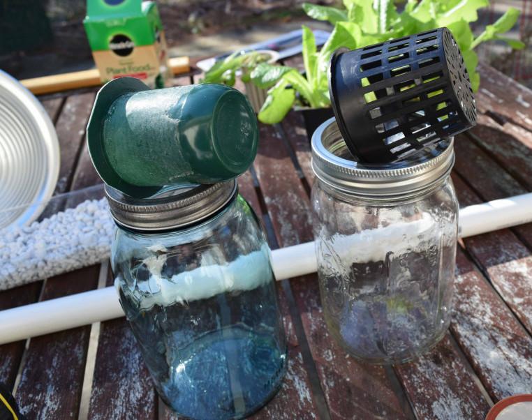 yogurt-cup-net-pot-and-mason-jars